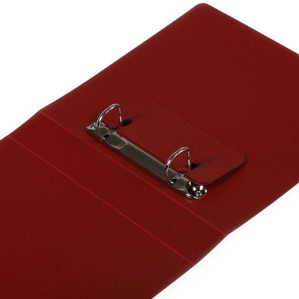 エトランジェ・ディ・コスタリカ A5ファイル[SOLID]レッド SLDー04ー11 6冊 (直送品)