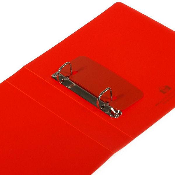 エトランジェ・ディ・コスタリカ A5ファイル[SOLID]オレンジ SLDー04ー12 6冊 (直送品)
