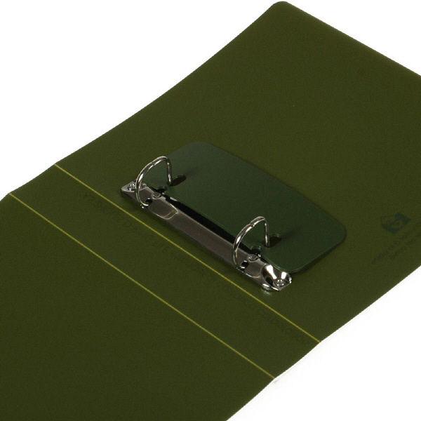 エトランジェ・ディ・コスタリカ A5ファイル[SOLID]オリーブ SLDー04ー14 6冊 (直送品)