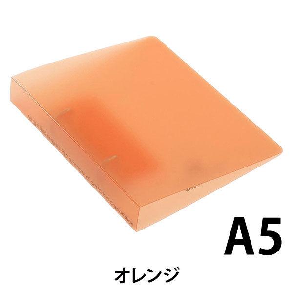 エトランジェ・ディ・コスタリカ A5ファイル[TRP]オレンジ TRPー04ー03 6冊 (直送品)
