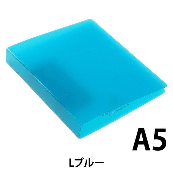 エトランジェ・ディ・コスタリカ A5ファイル[TRP]Lブルー TRPー04ー07 6冊 (直送品)