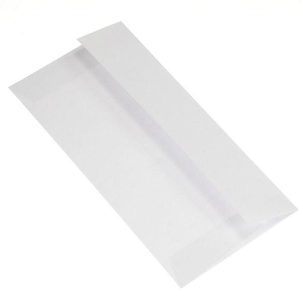 エトランジェ・ディ・コスタリカ DL封筒(厚口)[BdeB]スノー EN100-DL-01 1セット(250枚:25枚入り×10個) (直送品)