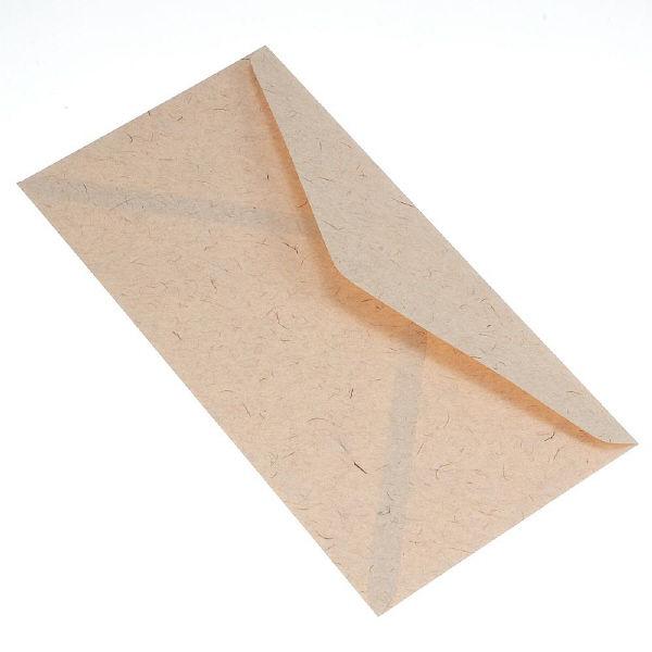 エトランジェ・ディ・コスタリカ 洋長3 封筒 B ナチュラル ENY0-B-01 1セット(150枚:15枚入り×10個) (直送品)