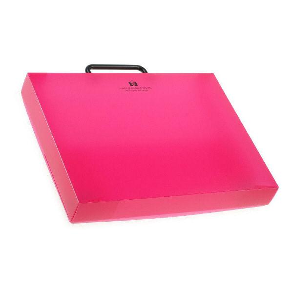 エトランジェ・ディ・コスタリカ A4ブリーフケース[TRP]ピンク TBCーA4ー70 2個 (直送品)