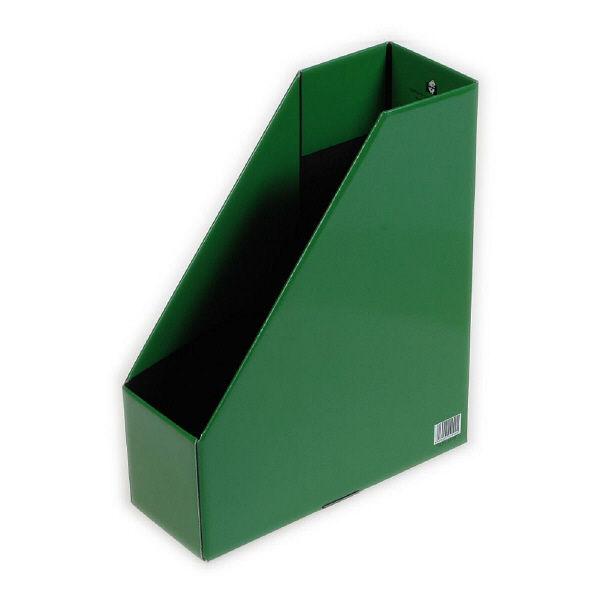 エトランジェ・ディ・コスタリカ A4マガジンボックス[SOLID2]グリーン SLD2ー52ー08 10個 (直送品)