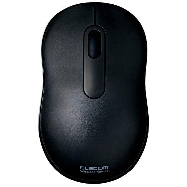 エレコム 無線マウス 光学式 Sサイズ ブラック M-DY10DRBK (直送品)