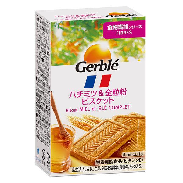 ジェルブレハチミツ&全粒粉ビスケット6箱