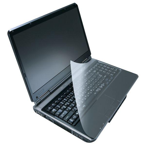 エレコム(ELECOM) キーボード防塵カバー 大型ノートタイプ フリーカット PKU-FREE4 1個 (直送品)
