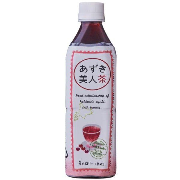 北海道産あずき美人茶 500ml 6本
