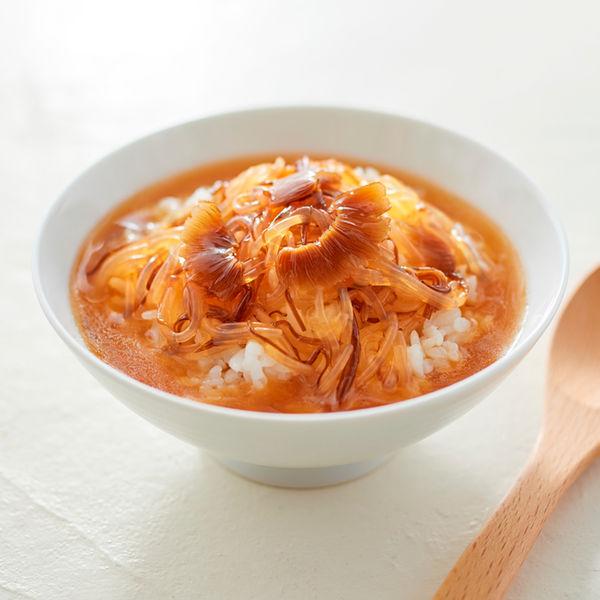 ごはんにかける 気仙沼産ふかひれのスープ
