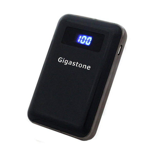 モバイルバッテリー9000mAhブラック