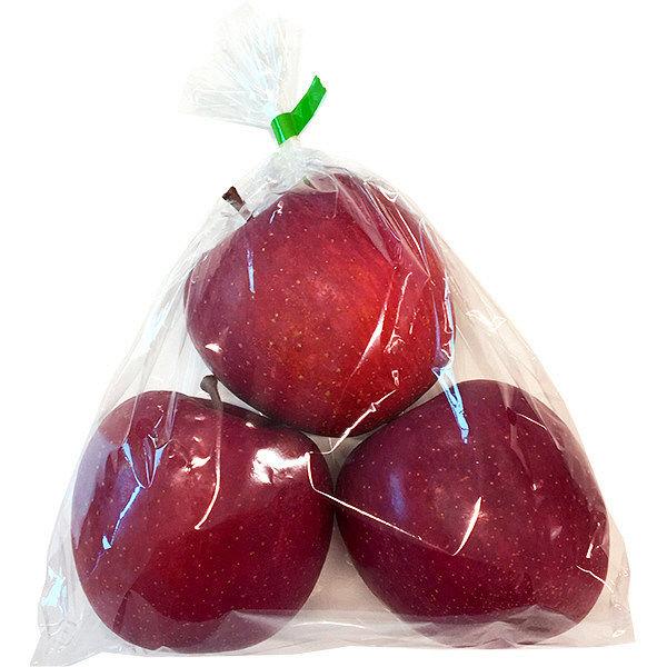 りんご ふじ 3個  国産