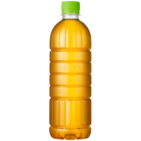 十六茶 630ml ラベルレス 24本