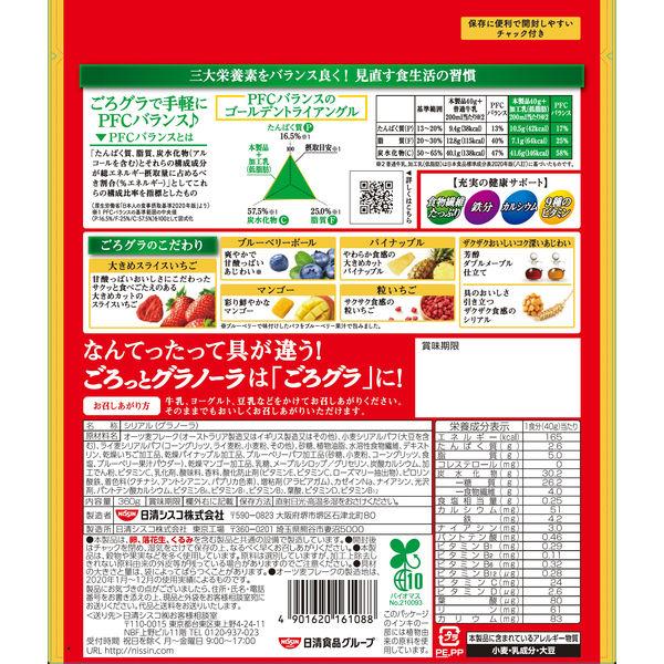 ごろグラ 彩り果実 400g 1袋