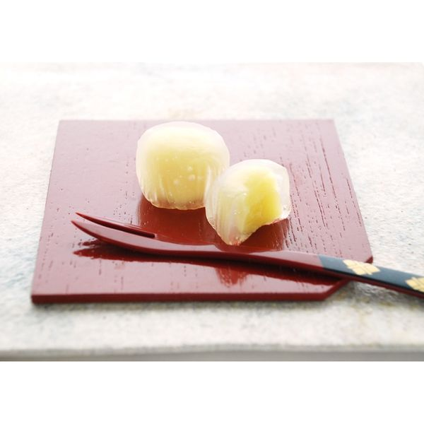 タヌマ 一口水饅頭ゆず 400401 (20g×15個入)×4袋(直送品)