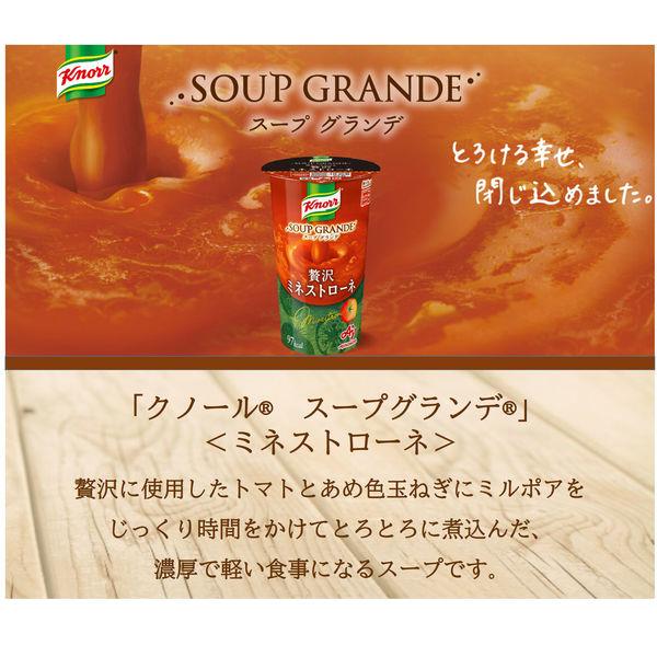 クノールスープグランデミネストローネ1個