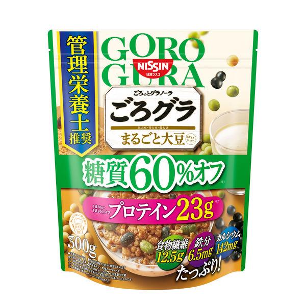 ごろグラまるごと大豆糖質60%オフ 3袋