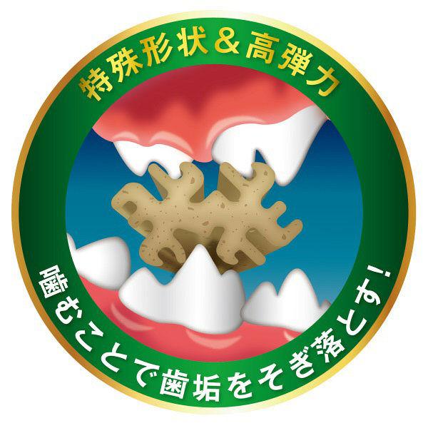 ペットキッス食後の歯みがきガムプチタイプ