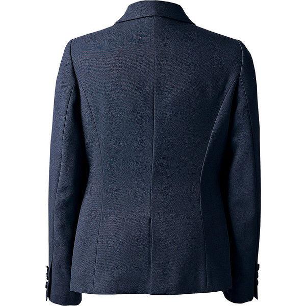住商モンブラン MONTBLANC(モンブラン) ジャケット レディス 長袖 ネイビー 19号 BP1001-9(直送品)