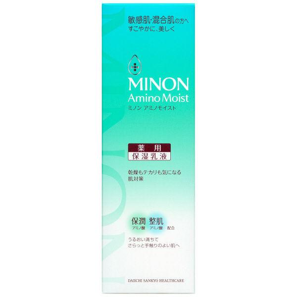 ミノン 薬用アクネケアミルク