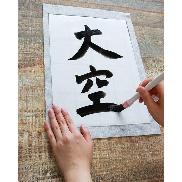 エポックケミカル 消せる筆ペン 青 632-1980 3箱(直送品)