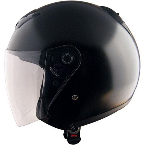 TNK工業 XX-505 ヘルメット ハーフマッドブラック XXL(62-64cm未満) 511073 (直送品)