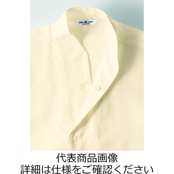 チトセ 和風シャツ[男女兼用] AS8511_C-10ブラック_L(取寄品)