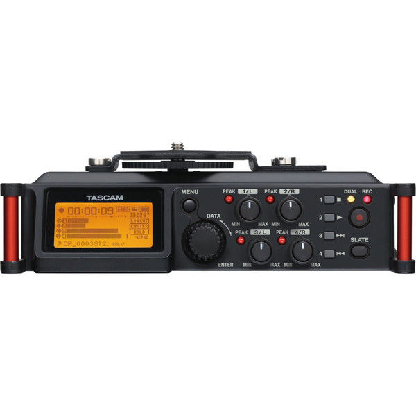 TEAC TASCAM カメラ用リニアPCMレコーダー DR-70D(直送品)