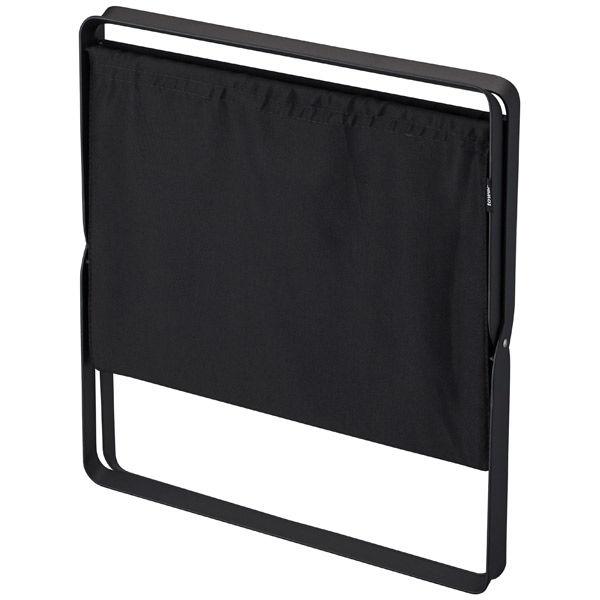 手荷物収納ボックスタワー ブラック