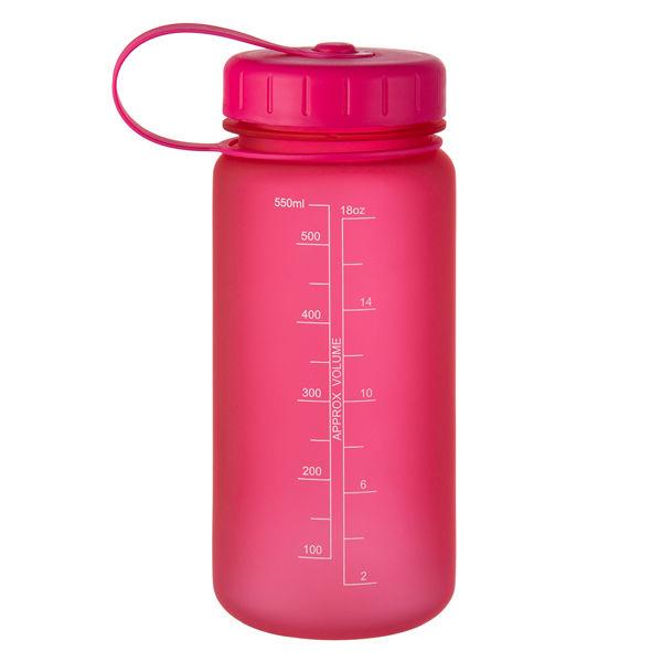 ウォーターボトル550ピンク