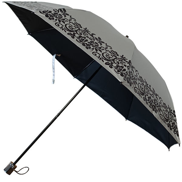 晴雨兼用 日傘 クールテック 黒