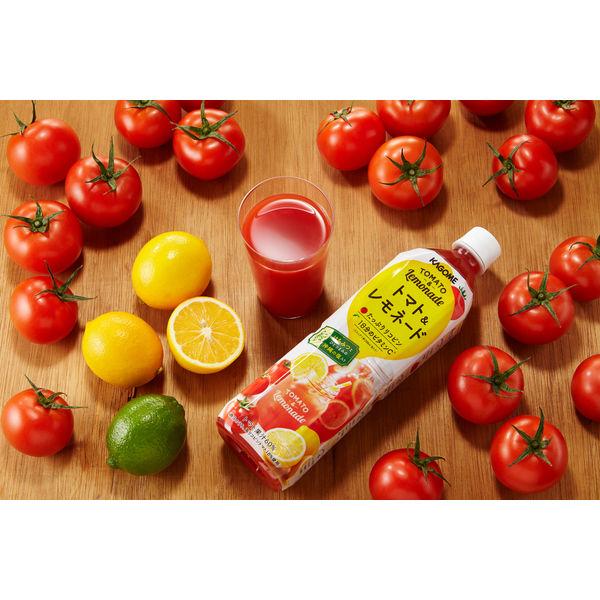 カゴメトマト&レモネード720ml×3