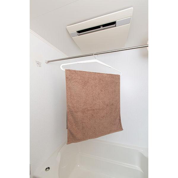 UD浴室干し バスタオルハンガー