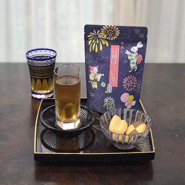 カレルチャペック 白桃ほうじ茶2019