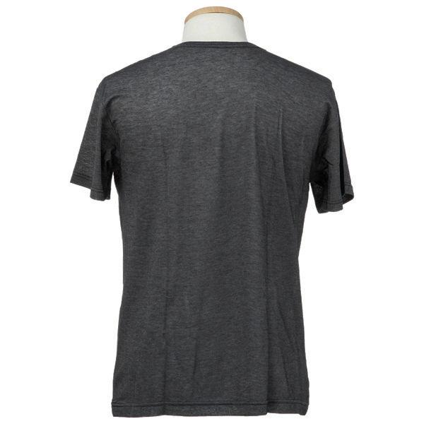 VIP半袖Tシャツ 丸首 M ブラック