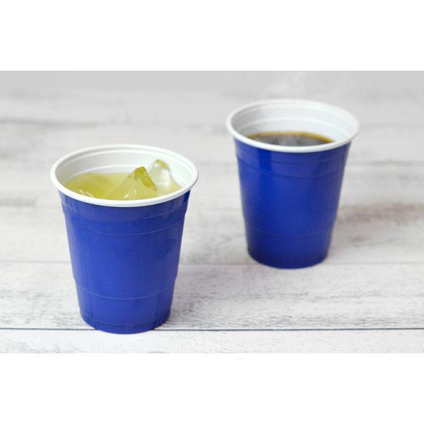 チアカップ240ml 8個 ブルー