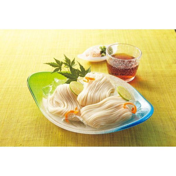 菅哉物産 揖保乃糸金胡麻・熟成麺 黄金結び GG-30 524497 1セット(直送品)