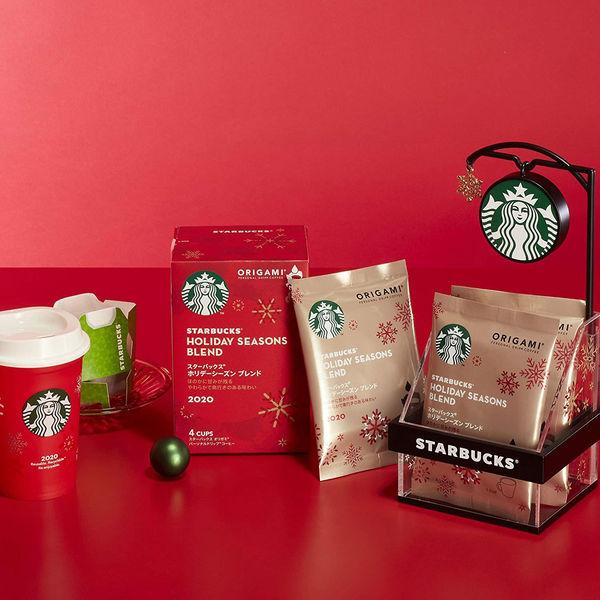 スタバだけじゃない!クリスマス限定コーヒー事情