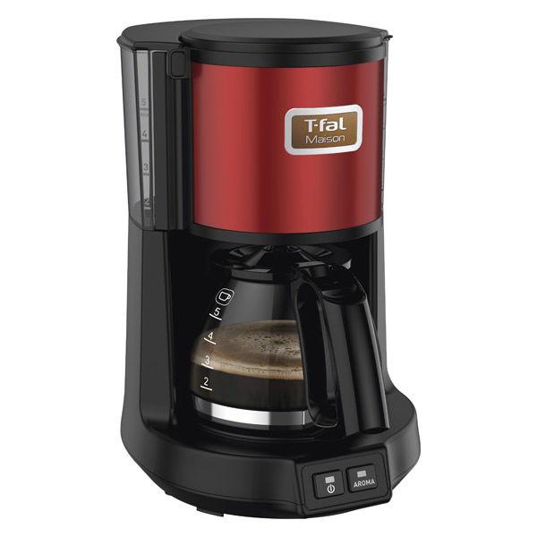 グループセブジャパン ティファール () コーヒーメーカー メゾン CM4905JP ワインレッド