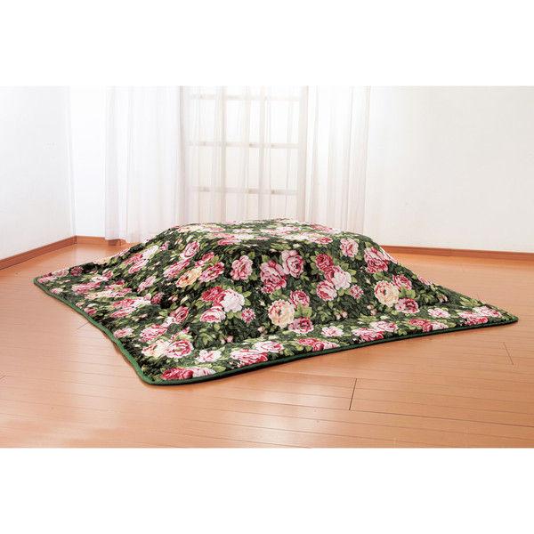 2枚合わせボリュームこたつ毛布 正方形