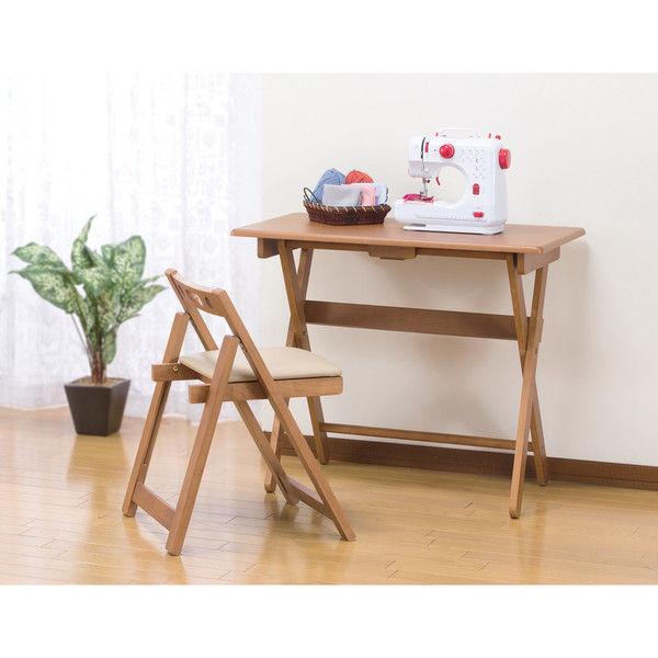 木製テーブル&チェアセット