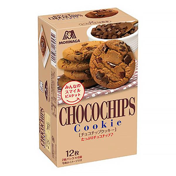 森永製菓 チョコチップクッキー 6箱