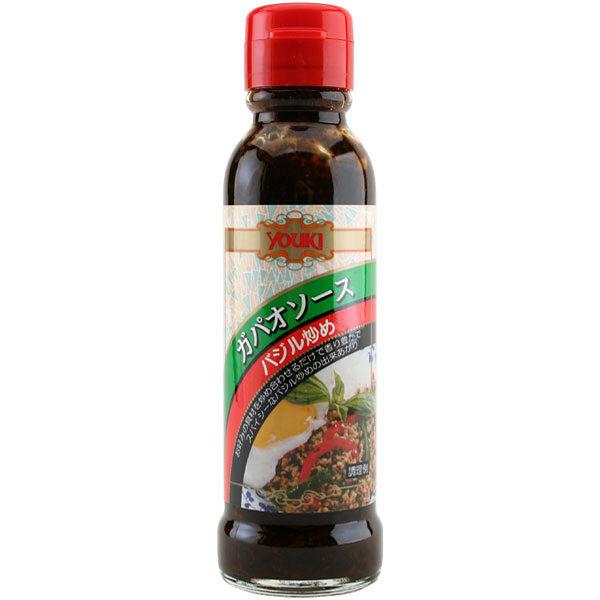 ガパオソース(バジル炒め) 145g2本