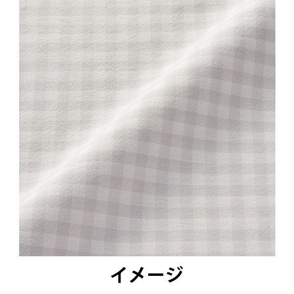 洗いざらし掛ふとんカバーSD/グレーCK