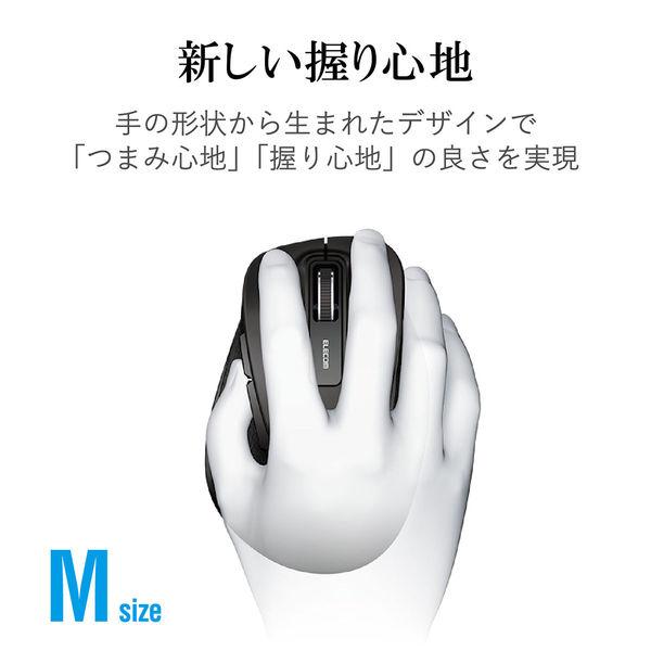 エレコム 静音無線マウス Mサイズ