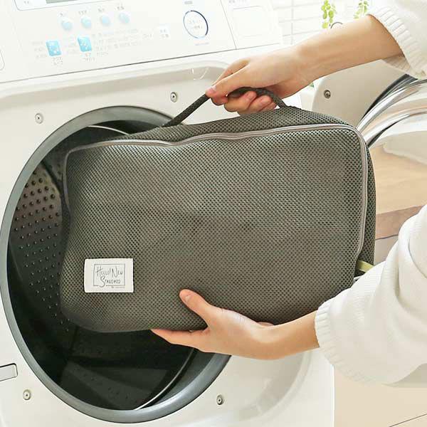 洗濯ネット M マチ付