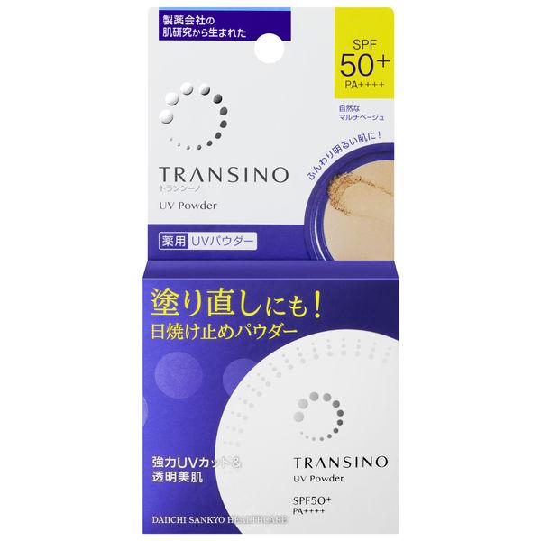 トランシーノ 薬用UVパウダーn 12g