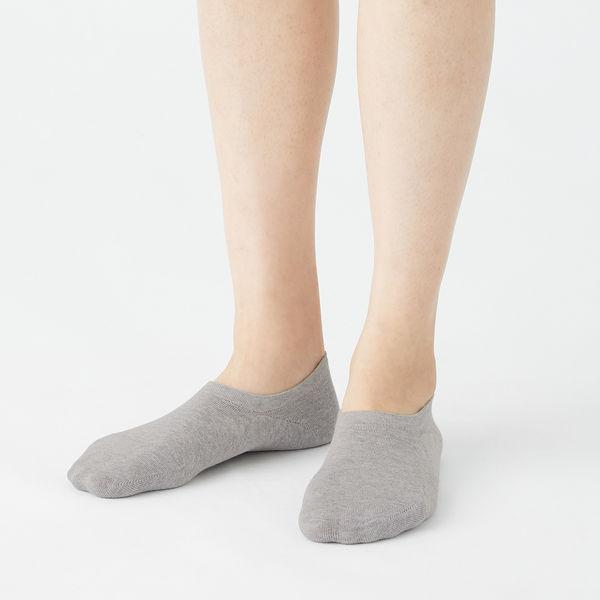 薄手 スニーカーイン靴下 婦人