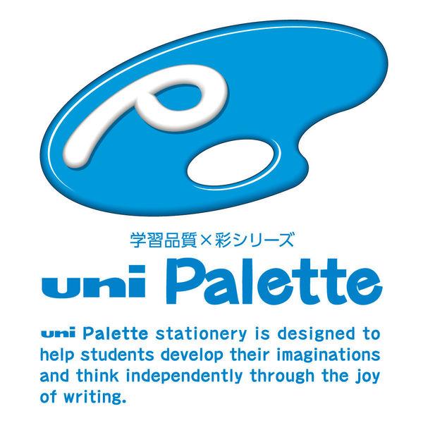 鉛筆 ユニパレット 2B 12本