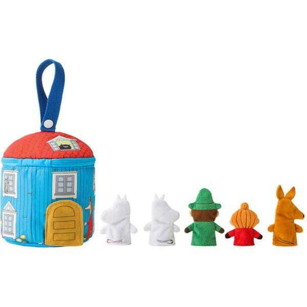 ダッドウェイ ムーミンの指人形とハウス TYMB0070600(取寄品)